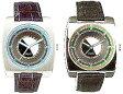 ドルチェ&ガッバーナ ウォッチ ハードシップD&G TIME WATCH Hard Ship DW0126 DW0127型押しレザーベルト リストウォッチ腕時計 アナログDOLCE&GABBANA ドルガバ ディー&ジー メンズ