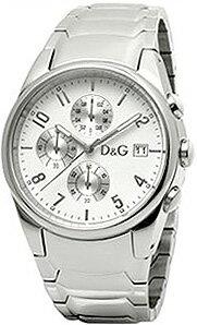 ドルチェ&ガッバーナ ウォッチ サンドパイパーD&G TIME WATCH Sandpiperクロノグラフ メタルバンド 日付け表示リストウォッチ アクセサリー腕時計 アナログDOLCE&GABBANA ドルガバ ディー&ジー メンズ