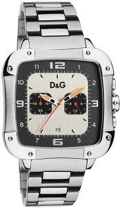 ドルチェ&ガッバーナ 腕時計 ライセンスドD&G TIME watch LICENSED DW0246SLDW0247アナログ クロノグラフ ステンレス ブラックDOLCE&GABBANA ドルガバ ディー&ジー メンズ