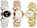 D&G 腕時計ドルガバ アナログウォッチ パターンブラック×シルバーホワイト×ゴールド ×ピンクゴールドDOLCE&GABBANA PATTERNDW0342SLDW0343GDDW0344PGディー&ジー レディースドルチェ&ガッバーナアクセサリー ブレスレット