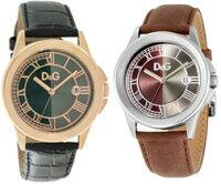DOLCE&GABBANA(D&G)WATCHドルチェ&ガッバーナ(ドルガバ)レディースウォッチ腕時計エステルブラック×シルバーDW0394ホワイト×ゴールドDW0395ブレスレットアクセサリー