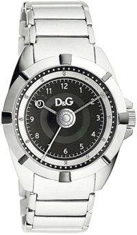 D&G腕時計ドルガバアナログウォッチサマーランドシルバー×レッドラインストーンDOLCE&GABBANASUMMERLANDDW0069ディー&ジーメンズレディース男女兼用ドルチェ&ガッバーナアクセサリーブレスレット