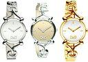 DOLCE&GABBANA 腕時計ドルチェ&ガッバーナ レディースウォッチホワイト×ゴールド DW0682ホワイト×シルバー DW0683SLベージュ×シルバー DW0684SLBED&G WATCH FLOCKドルガバ アナログディー&ジー フロック 女性用