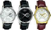 DOLCE&GABBANA 腕時計ドルチェ&ガッバーナ ウォッチ日付け表示ブラック×シルバー DW0695ブラック×ブラック DW0696ブラウン×ゴールド DW0697D&G WATCH TWIN TIPドルガバ アナログディー&ジー ツインチップ男性用 メンズ