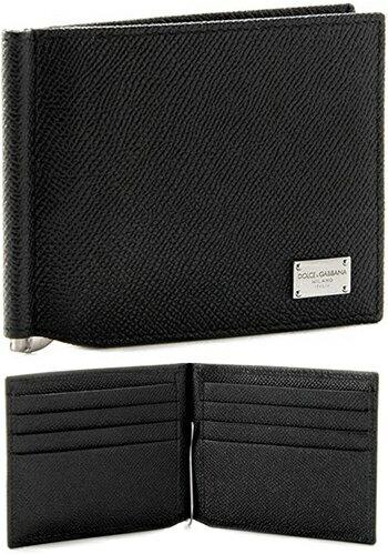財布・ケース, メンズ財布 DOLCEGABBANA DG DG2 Calf Leather 80658NV80999BK