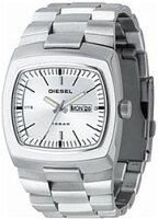 DIESEL腕時計ディーゼルメンズウォッチアナログメタルバンドスカイブルーラインワイドスリーDZ1128