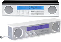 LEXONLA42TYKHOradioレクソンラジオAMラジオ・FMラジオシロコンラーバーケースブルー、グレー、グリーン、ホワイト、レッド