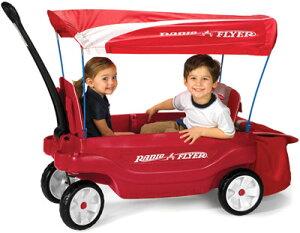 RADIO FLYER ラジオフライヤーWagon 乗用玩具Ultimate Comfort …