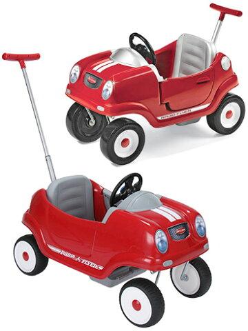 ラジオフライヤーRide Ons 乗用玩具Steel & Stroll Coupe #74