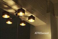 インテリアシーリングライト照明スポットライトライトシンプルウッドリビングダイニングキッチンクールLT-3240