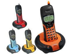 アメリカ限定発売!ブイテック電話機(4カラー着せ替え)2.4GHzデジタル高音質&ページ機能付きVtech GZ2434  TELEPHONE:kaminorth