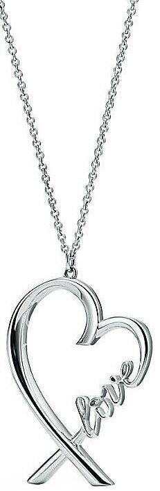 レディースジュエリー・アクセサリー, ネックレス・ペンダント TiffanyCo. LOVING HEART LOVE NECKLACEPALOMA PICASSO