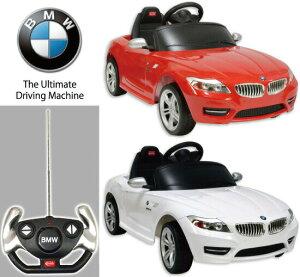 正規ライセンス BMW Z4乗って運転&乗せて遠隔でラジコン操作遊び方色々のドイツデザインの高...
