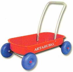 Altberg ARTABURG #2011BW 金屬嬰兒學步車 artaberg 金屬學步車兒童踏板車 & 騎 [車輛玩具] 鮑磊拍擊或攜帶玩具儲物盒也是很有用。