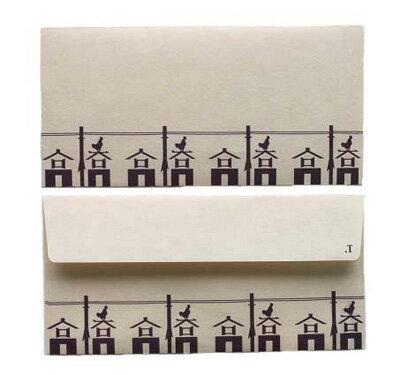 日本人に多い苗字をデザインしたお札がぴったり入る洋封筒です。【日本全国送料100円!!】【今な...