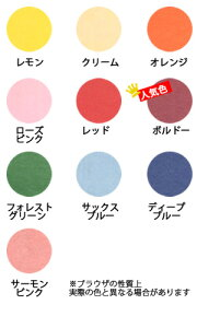 カラー4つ折ペーパーナプキン24cm2プライ☆2000枚入り