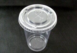 Plastic cups & lids set [10 oz] ☆ 100 ☆
