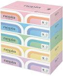 ネピアプレミアムソフトティシュ360枚(180組)5箱×12パックまとめ買い送料無料