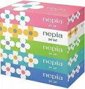 王子ネピア ネピア ネピネピ ティッシュ 300枚(150組)5箱×12パック まとめ買い 送料無料