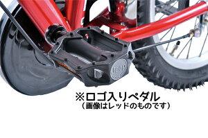 2015ジープ18インチ幼児車JE-18Vブルー2015JeepKidsBike18インチ補助輪付自転車身長105cm〜BAA子供自転車!