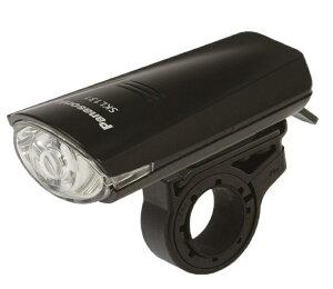 パナソニック高輝度白色LEDバッテリーライトPanasonicパナソニックSKL131K(SKL100後継)ブラック色JIS規格光度基準適合の自転車ライト!【RCP】