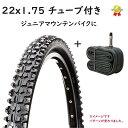 自転車タイヤ 22インチ 共和 22X1.75 H/E IN...