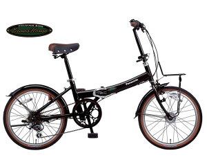 BH063BパナソニックPanasonicビーンズハウスオートライト折りたたみ自転車
