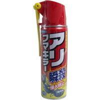 アリ退治 アリの巣退治 殺虫スプレー 駆除剤 冷却殺虫剤 アリフマキラー 瞬殺 450ml