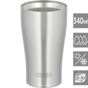 真空断熱タンブラー 340ml サーモス タンブラー ステンレス 真空断熱タンブラー 魔法瓶構造 THERMOS 保冷 保温 魔法びん
