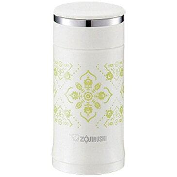 ステンレスマグ 0.2L パールホワイト 保温 保冷 ステンレスボトル 200ml ランチ オフィスランチ エコ 節約 マイボトル