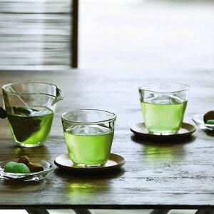グラス コップ 麦茶コップ ロックグラス ガラス製 てびねり フリーカップ 190ml 3個セット 日本製