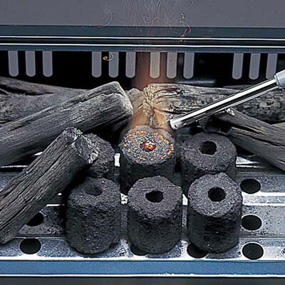 着火将軍 4個組 330g 炭などの着火がスムーズに!(炭起し/火起し/木炭/備長炭/バーベキューコンロ/七輪)