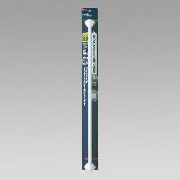 タオル掛け(レバー式吸盤)60cm耐荷重6kg(タオル掛け/バスタオル/バスマット/壁面/吸盤式/ラック/フック/タオルリング/ホルダー)