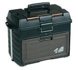 メイホー タックルボックス 明邦化学 バケットマウス VS-8050 スモークブラック スモークBK バックルもブラック MEIHO バーサス VERSUS