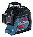 ボッシュ レーザー墨出し器 GLL3-80 ターゲットパネル...