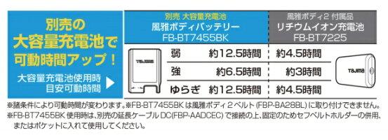 タジマリチウムイオン充電池BT7225FB-BT7225製品重量135gバッテリー容量min2400mAhTJMデザイン
