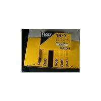 【ラピッド】Rapid製ロブステープル19/725000本入りR19ER23ER13E用