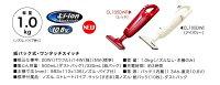 マキタ充電式クリーナーCL105DW
