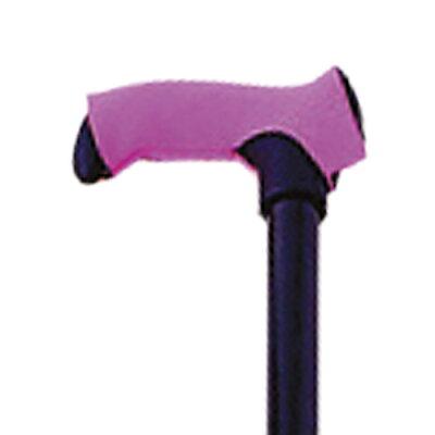Fuji Home(フジホーム)Walking Stick(ステッキ・杖)WB3326ステッキ用すべり止めカバーピンク