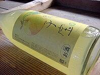■果汁使用割合:53.1%みずみずしい旨みタップリ!!【「子宝 庄内の和梨」720ml】<楯の川酒造>