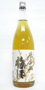 虎屋の梅酒1800ml