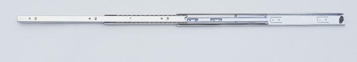 スライドレール3618(三段引き)レールの長さは400ミリです。左右1組セットの写真