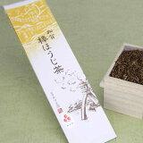 ≪お茶のあずま園≫自家焙煎工場の砂炒り焙じ機で丁寧に火入れした加賀棒ほうじ茶 200gx1袋