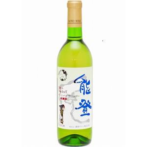 ≪能登ワイン≫2015年産NselecTサンジョベーゼ・メルロー(ブラッシュ)720ml