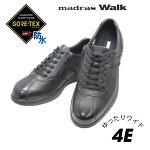 GORE-TEXゴアテックス靴マドラスウォークmadras-WALKMW8010黒4EGORETEXゴアテックス靴ウォーキングシューズクツくつ