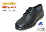 ビジネス/ウォーキングシューズ/【送料無料】ASICSPEDALAWPR423黒4E