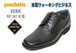 GORE-TEX/ゴアテックス/靴【送料無料】ASICSペダラWP407M黒4E10%OFF