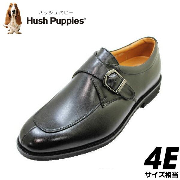 HUSH-PUPPIES(ハッシュパピー)メンズビジネスM249N(M0249N)黒(ブラック)4E革靴メンズシューズビジネスシ