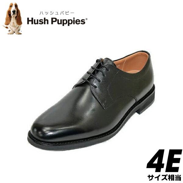 HUSH-PUPPIES(ハッシュパピー)メンズビジネスM247N(M0247N)黒(ブラック)4E革靴メンズシューズビジネスシ