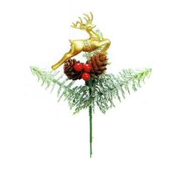 レインディアピック(クリスマス飾り・オーナメント)